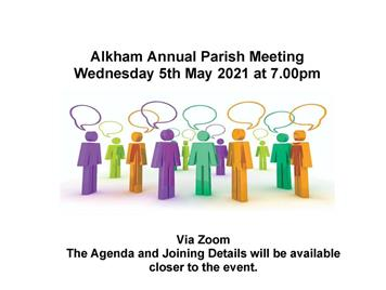 Annual Parish Meeting - Annual Meeting of The Parish 5th May 2021